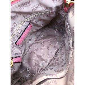 Michael Kors Bags - ➳ Michael Kors LG Leather Dome Cindy Crossbody